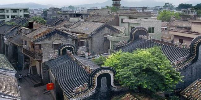 广州旅游 8条最美的传统古村落