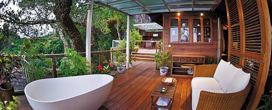 三亚森林公园 树屋