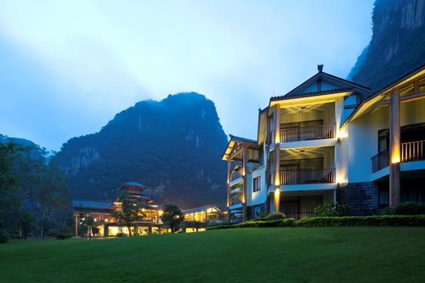 阳朔亲子游 教你如何选择合适的五星级酒店