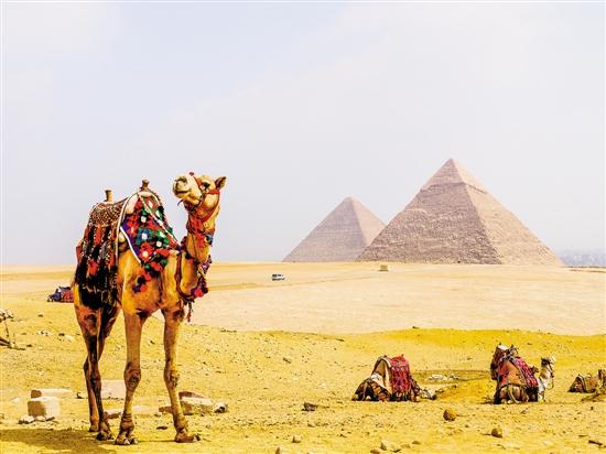的埃及,除有金字塔