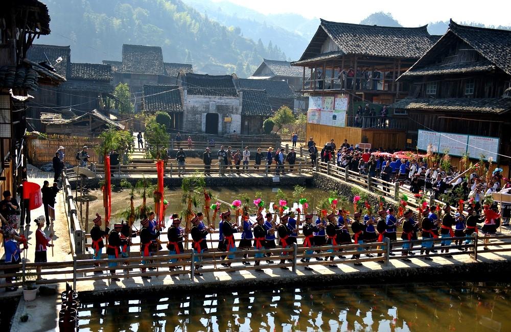 来湖南通道 告诉你不知道的侗族节日