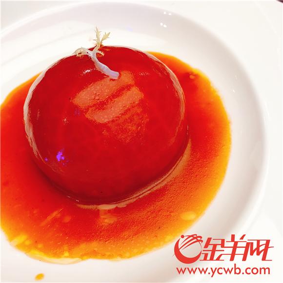 花胶海鲜番茄燕麦盏.jpg