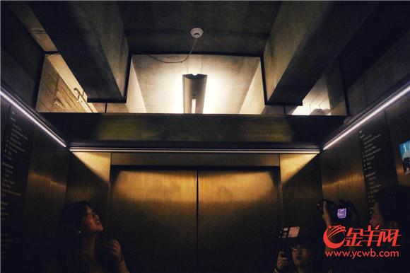 悉尼歌剧院中的电梯不是密封的.jpg