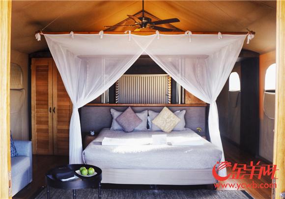 △帐篷房空间很大,而且设施非常齐全.jpg