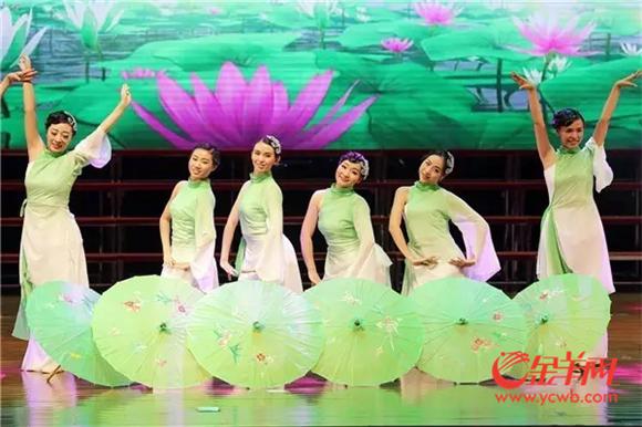 3 红树林舞蹈团表演照 图片来自南沙发布.png